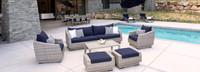 Cannes™ 20 Piece Outdoor Estate Set - Ginkgo Green
