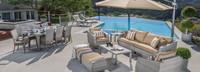 Cannes™ 20 Piece Outdoor Estate Set - Maxim Beige