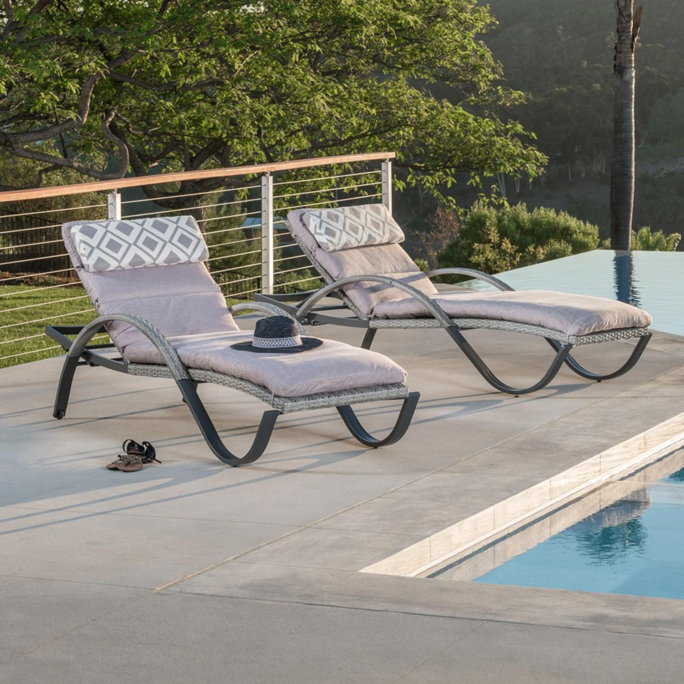 Cannes™ 20pc Outdoor Estate Set - Wisteria Lavender