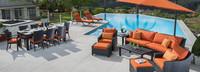 Deco™ 20 Piece Outdoor Estate Set - Ginkgo Green