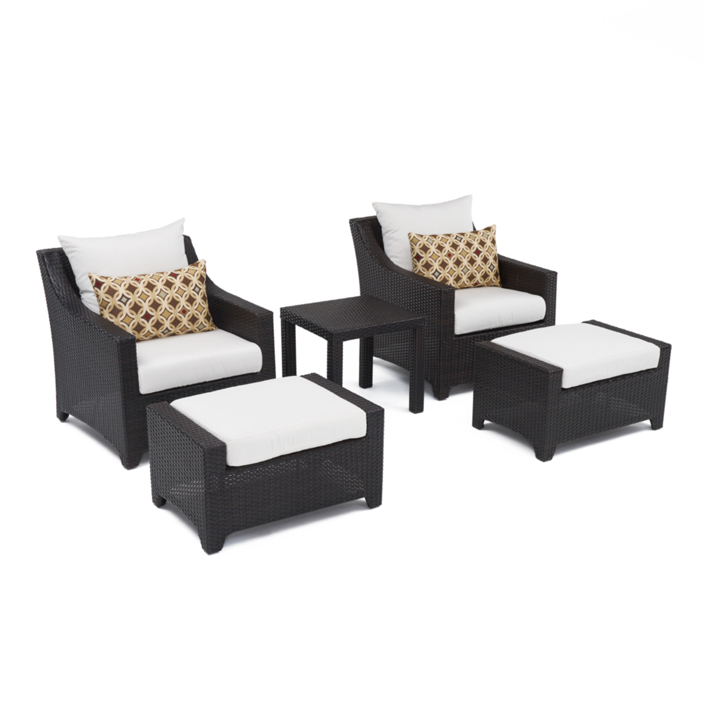 Deco™ 20 Piece Outdoor Estate Set - Moroccan Cream