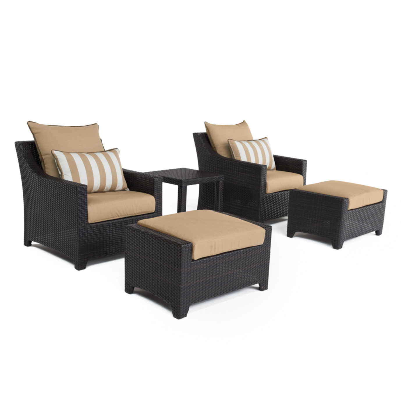 Deco™ 20pc Outdoor Estate Set - Maxim Beige