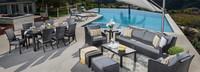Deco™ 20 Piece Outdoor Estate Set - Navy Blue