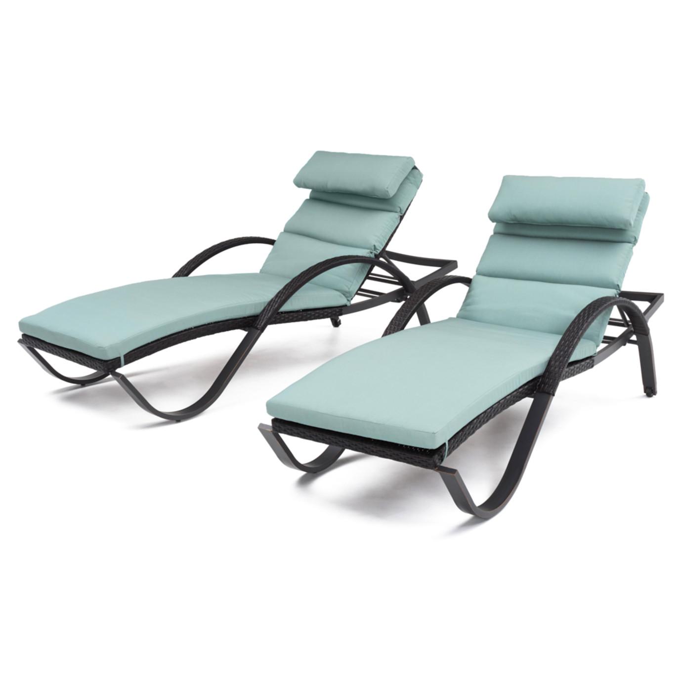 Deco™ 20pc Outdoor Estate Set - Spa Blue