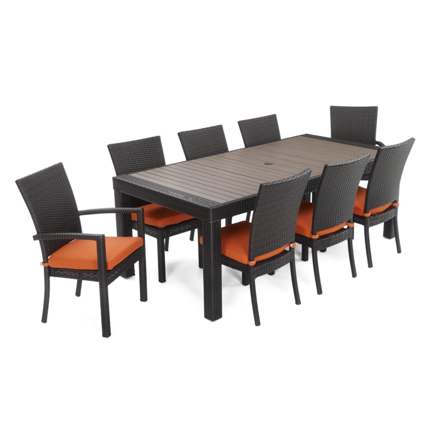 Deco™ 20pc Outdoor Estate Set - Tikka Orange