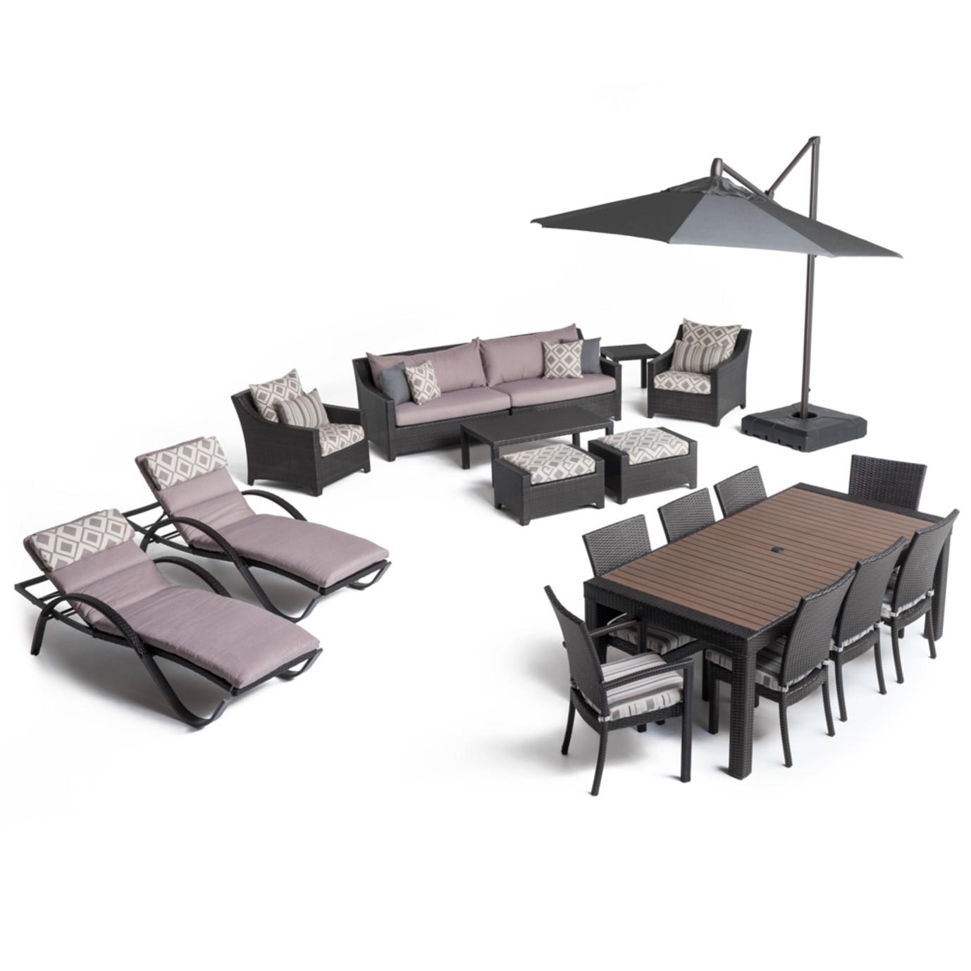 Deco™ 20pc Outdoor Estate Set - Wisteria Lavender