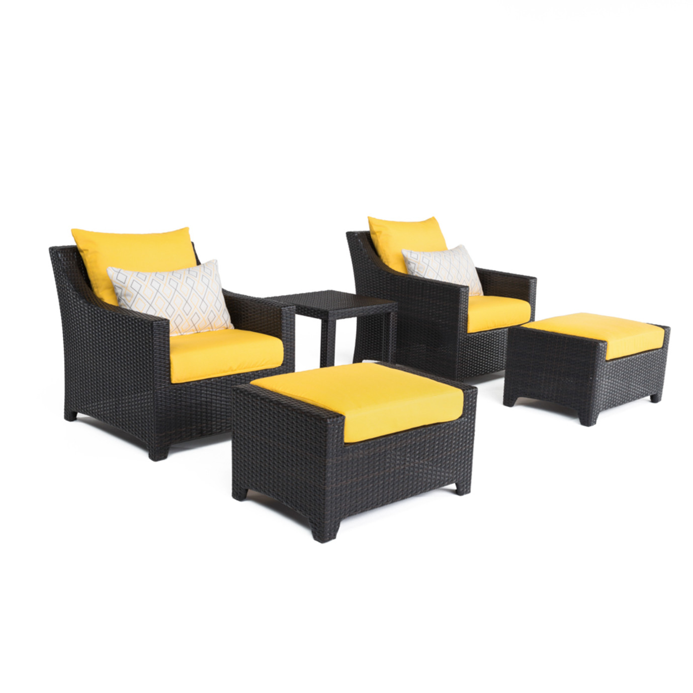 Deco™ 20pc Outdoor Estate Set - Sunflower Yellow