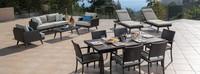 Portofino® Casual 13 Piece Estate Set - Dove Gray