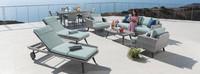 Portofino® Casual 13 Piece Estate Set - Spa Blue