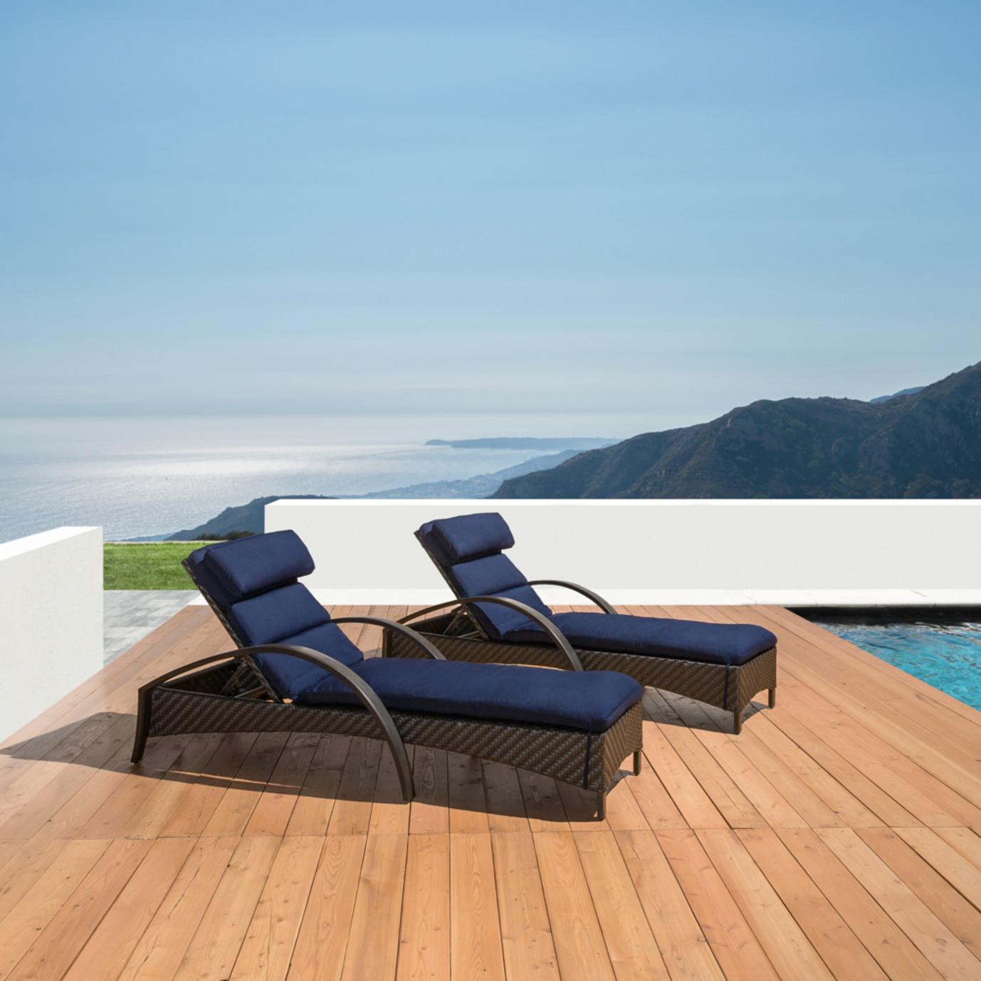 Barcelo™ 16pc Estate Collection - Navy Blue