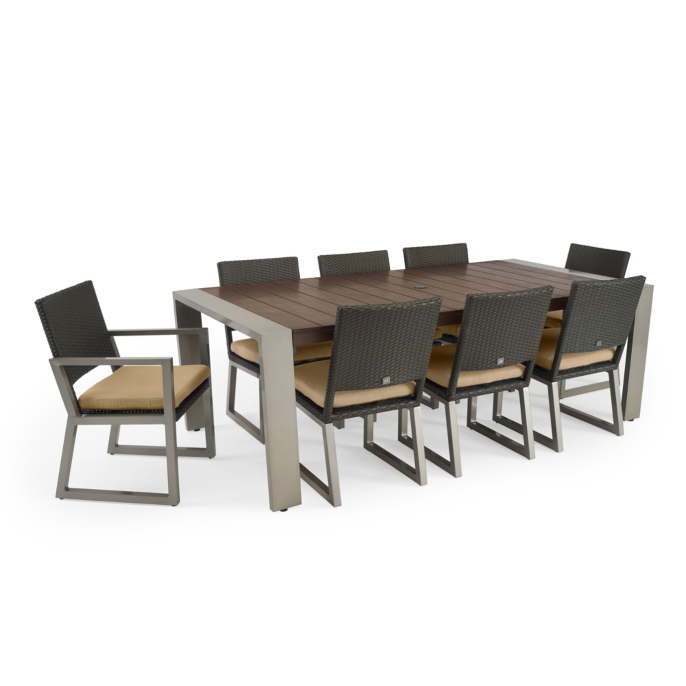 Milo™ Espresso 18 Piece Estate Set - Maxim Beige