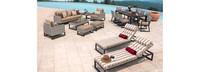 Milo™ Gray 18 Piece Estate Set - Charcoal Gray