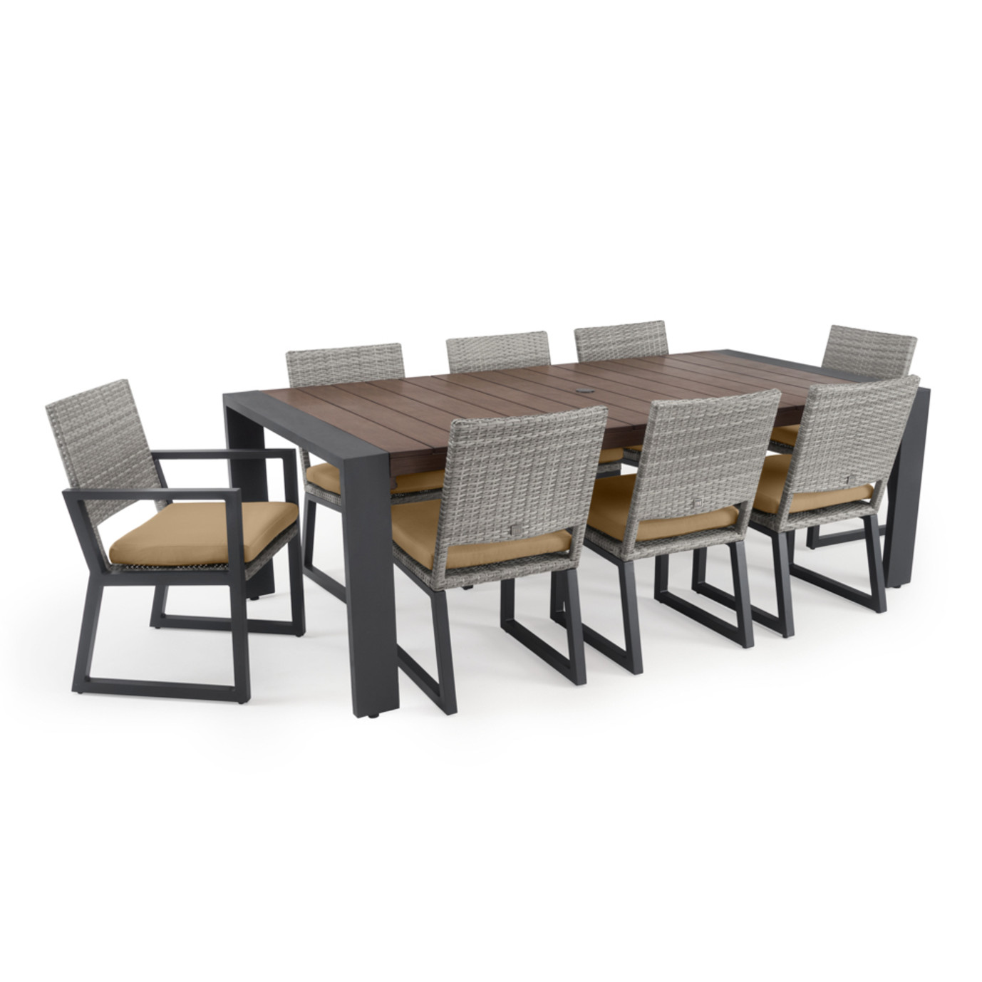 Milo™ Gray 18 Piece Estate Set - Maxim Beige