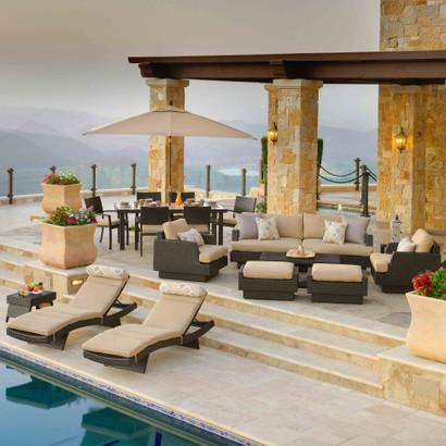 Quick View - Portofino Patio Furniture Collection RST Brands