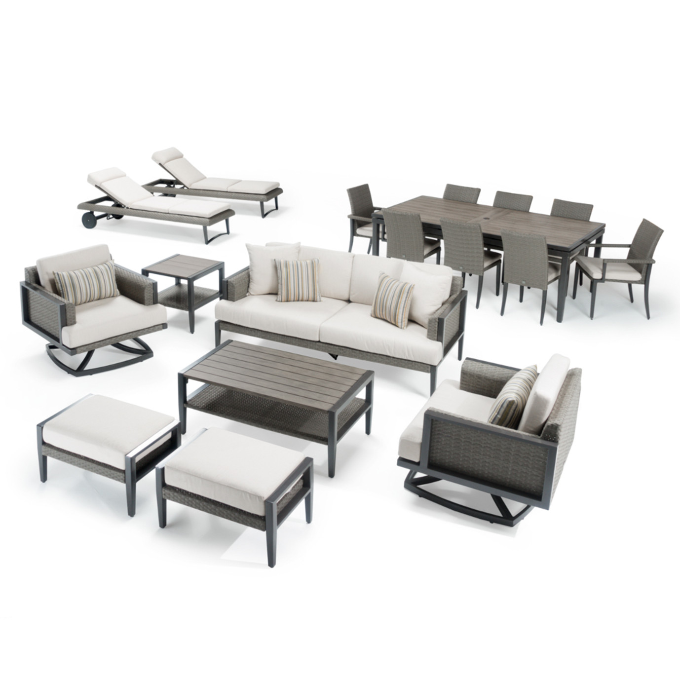 Vistano™ 18pc Estate Dining Collection