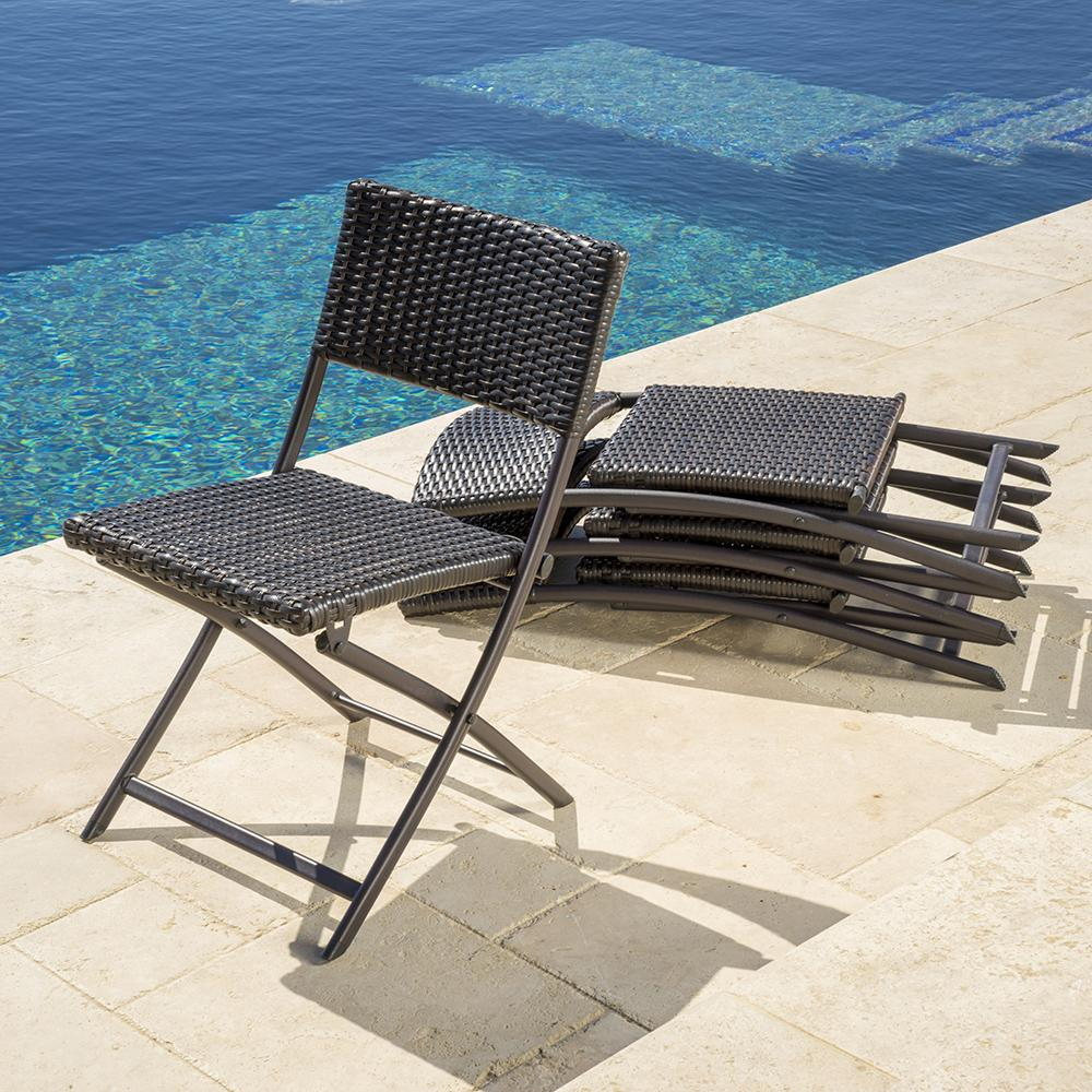 Patio chairs for Bella flora chaise lounge