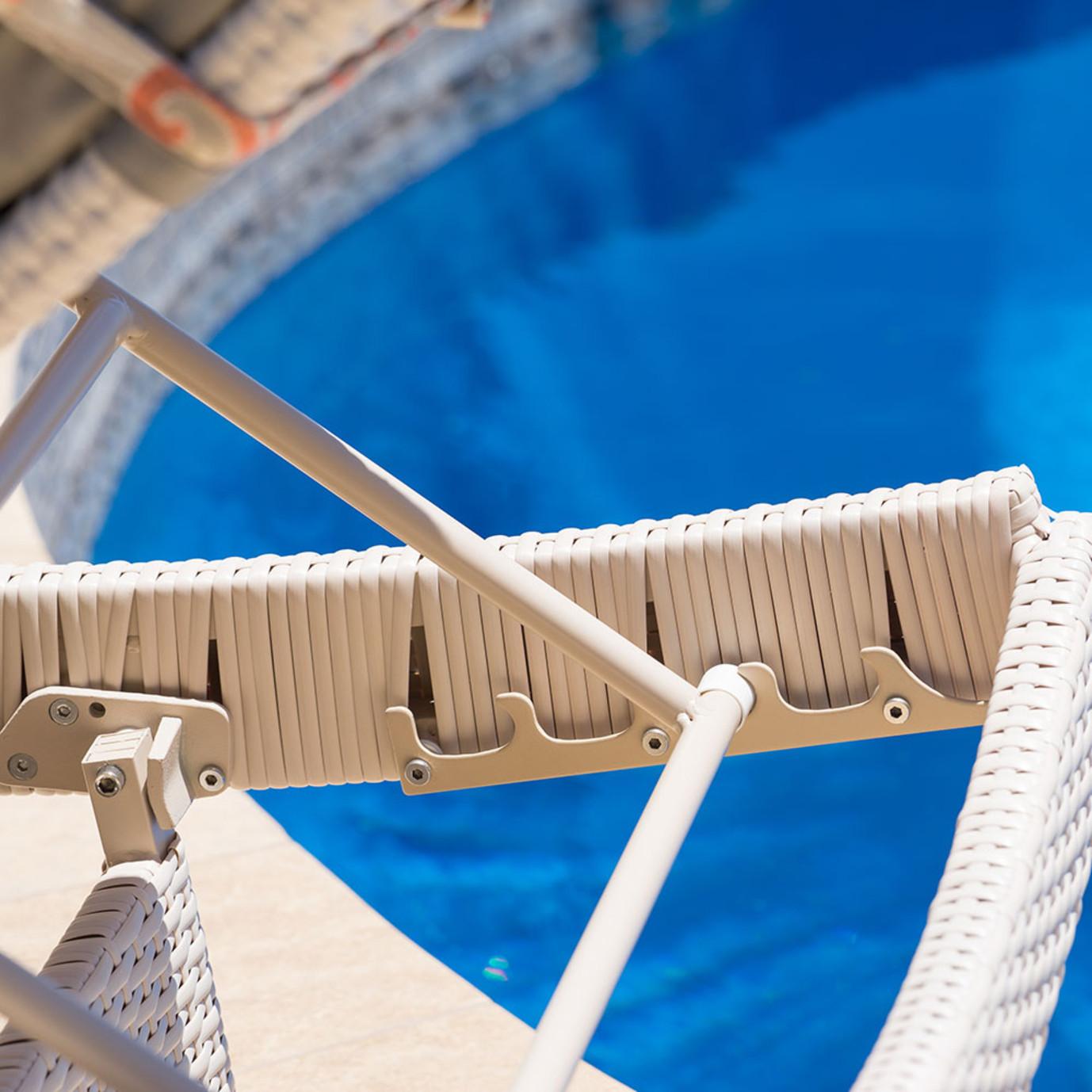 Portofino™ Comfort 3pc Chaise Lounge Set - Kona Taupe