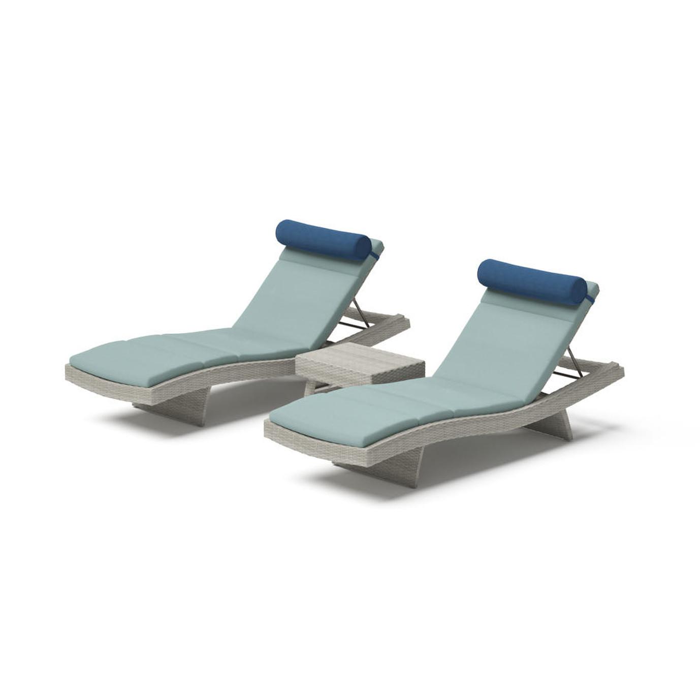 Portofino® Comfort 3 Piece Chaise Lounge Set