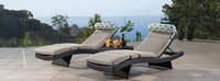 Portofino® Comfort 3 Piece Chaise Lounge Set - Taupe Mist
