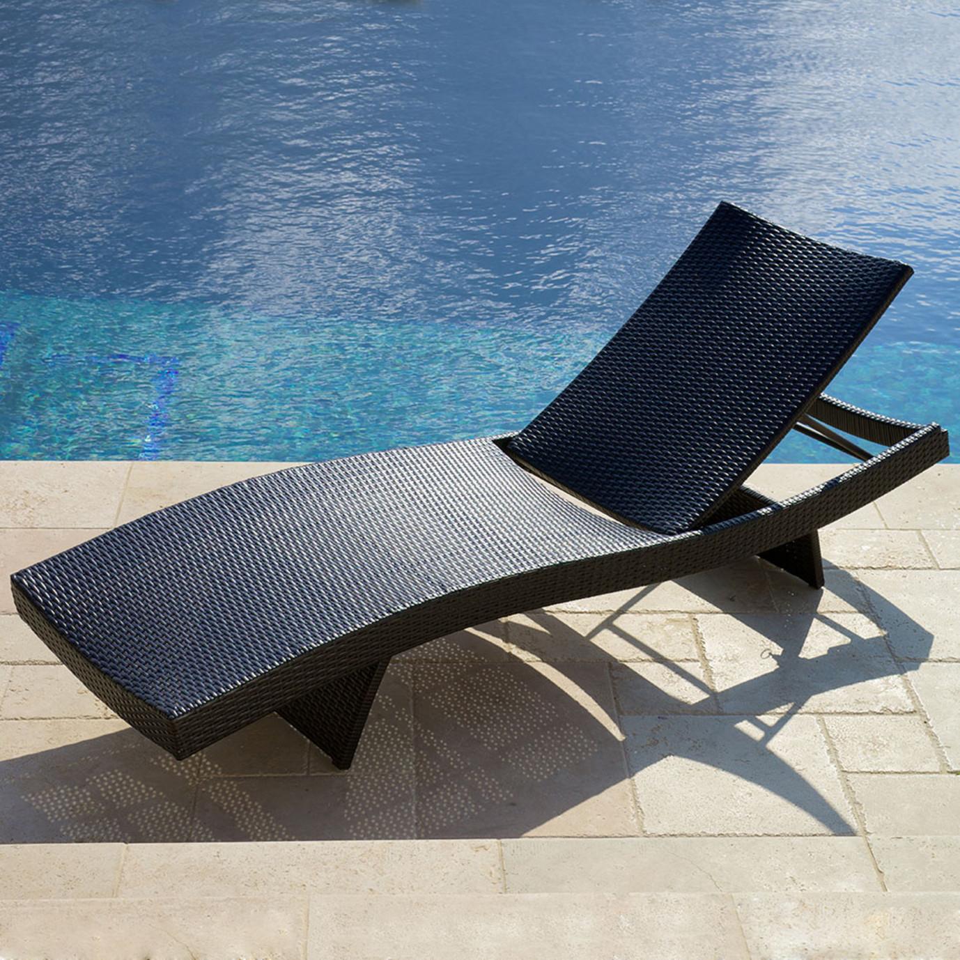portofino comfort chaise lounges espresso rst brands. Black Bedroom Furniture Sets. Home Design Ideas