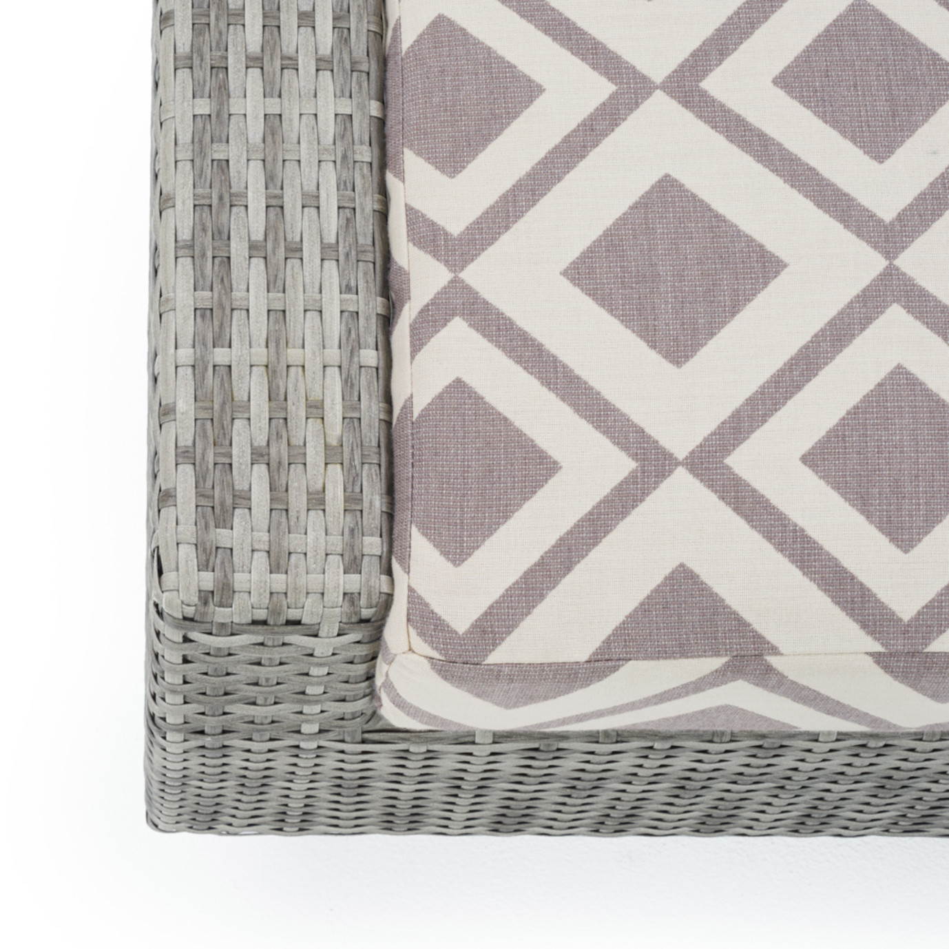 Cannes™ 6pc Love & Club Seating Set - Wisteria Lavender