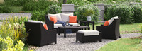 Deco™ 6 Piece Love and Club Seating Set - Cast Coral