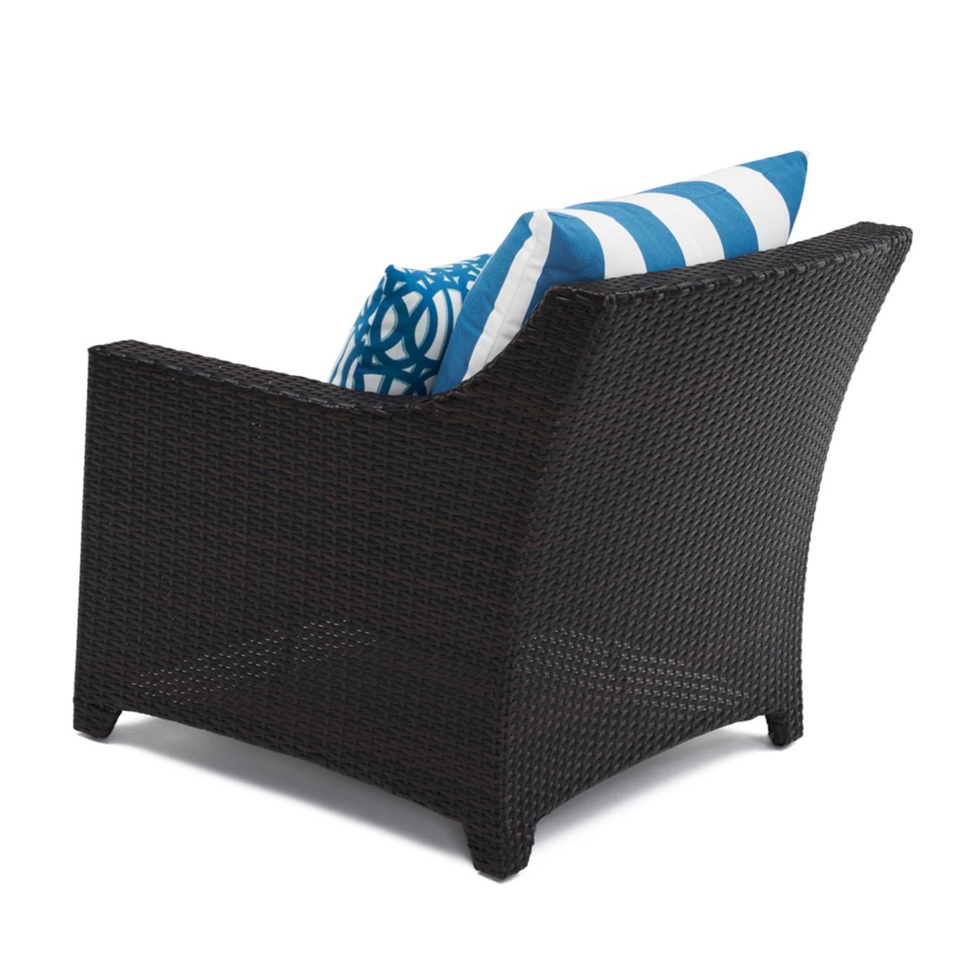 Deco™ 6pc Love and Club Seating Set - Regatta Blue