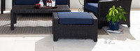 Deco™ 6 Piece Love and Club Seating Set - Spa Blue