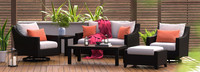 Deco™ 6 Piece Love & Motion Club Seating Set - Bliss Ink