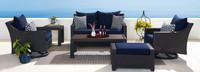 Deco™ 6 Piece Love & Motion Club Seating Set - Tikka Orange