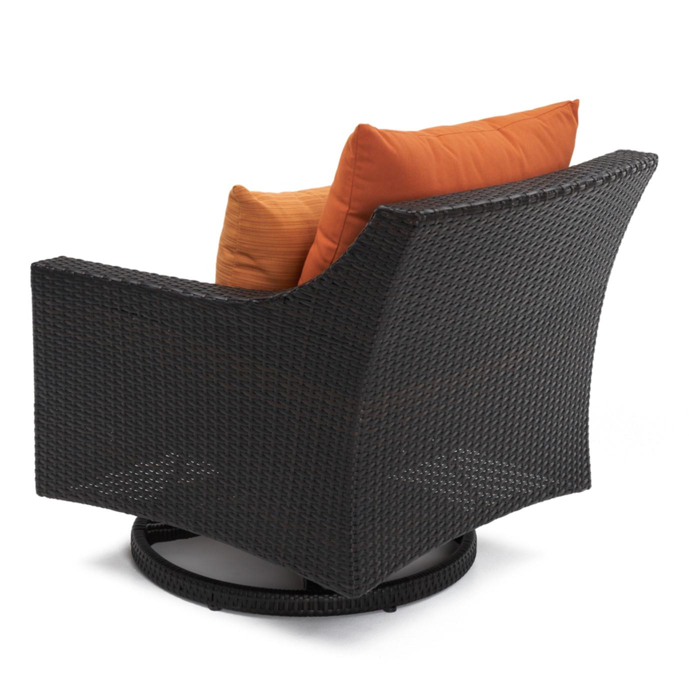Deco Deluxe 6pc Love & Motion Club Seating Set - Tikka Orange