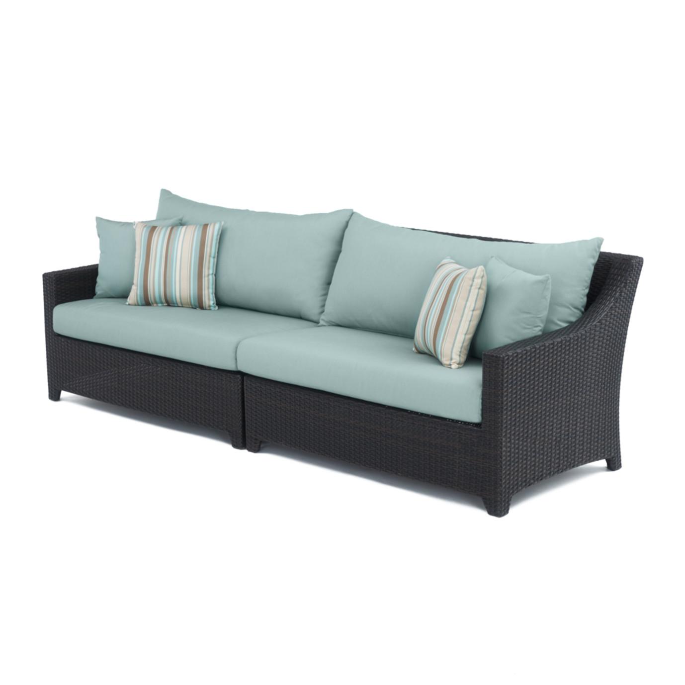 Deco™ Sofa - Bliss Blue