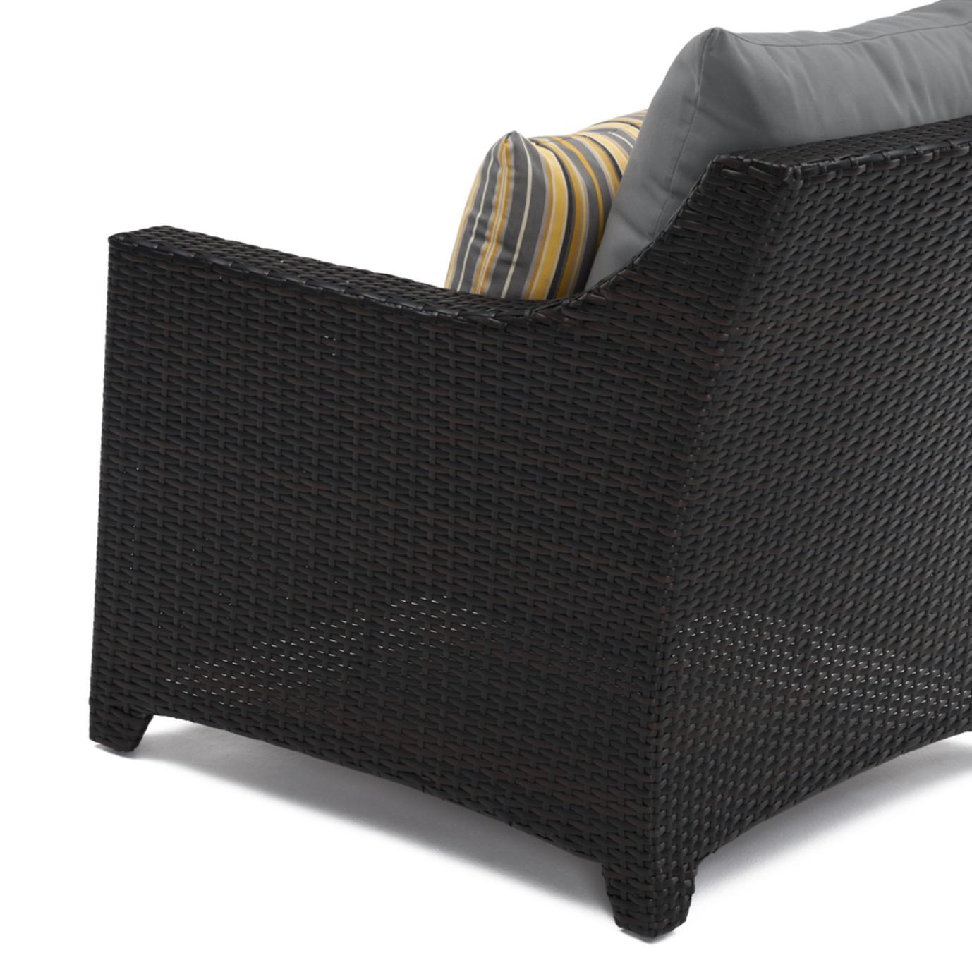Deco™ Sofa - Charcoal Gray