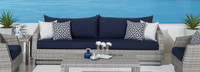 Cannes™ Sofa - Bliss Ink