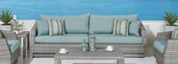 Cannes™ Sofa - Bliss Blue