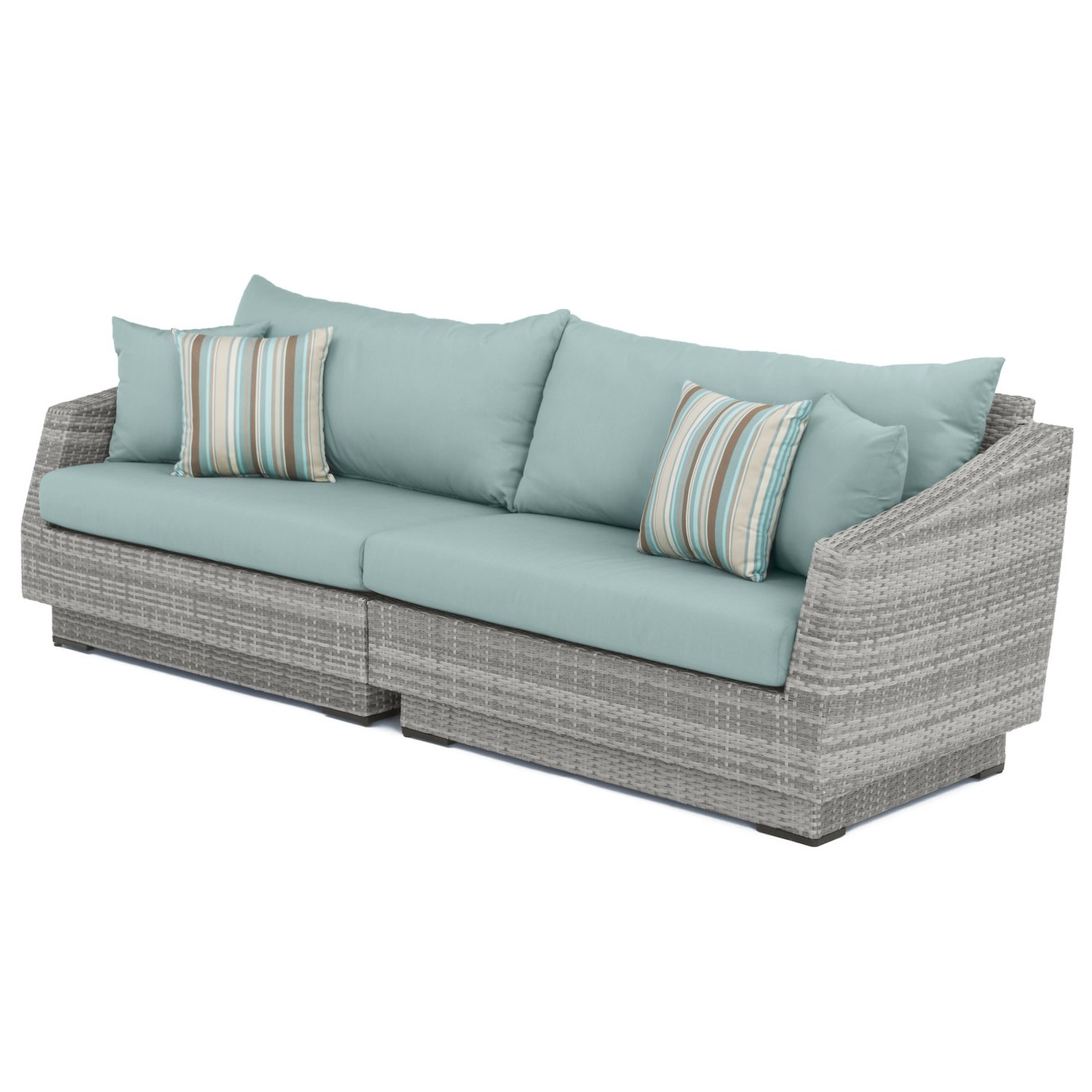 Cannes™ Sofa - Bliss Blue