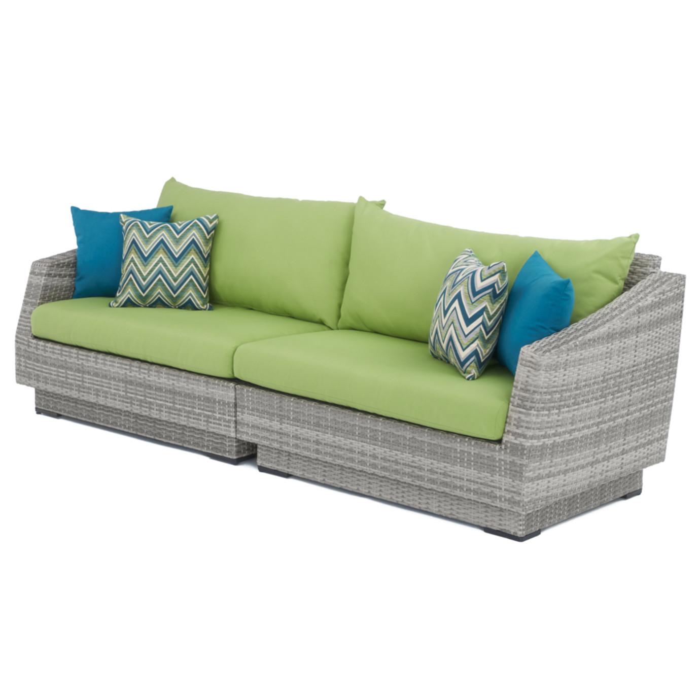 Cannes™ Sofa - Ginkgo Green