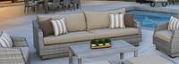 Cannes™ Sofa - Navy Blue
