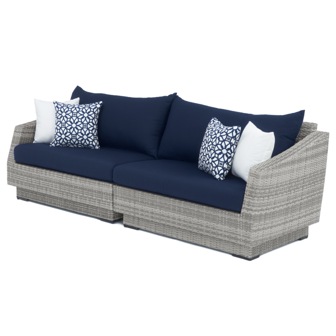 Cannes™ Sofa - Navy Blue