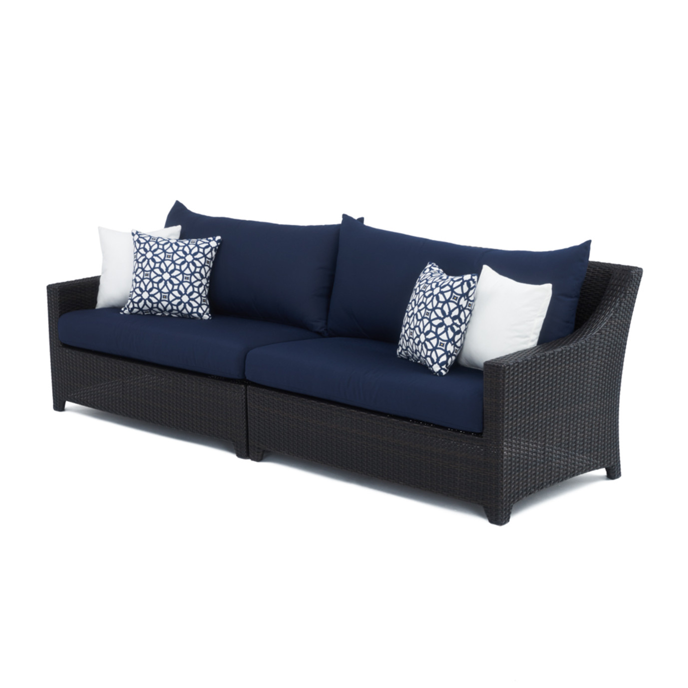 Deco™ Sofa - Navy Blue