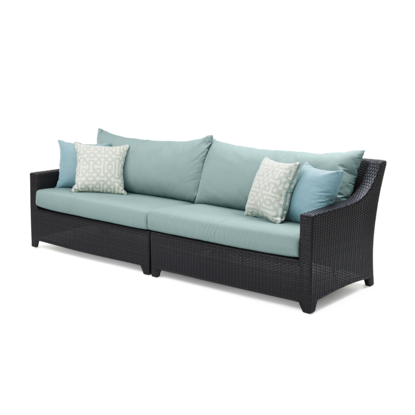 Deco™ Sofa - Spa Blue