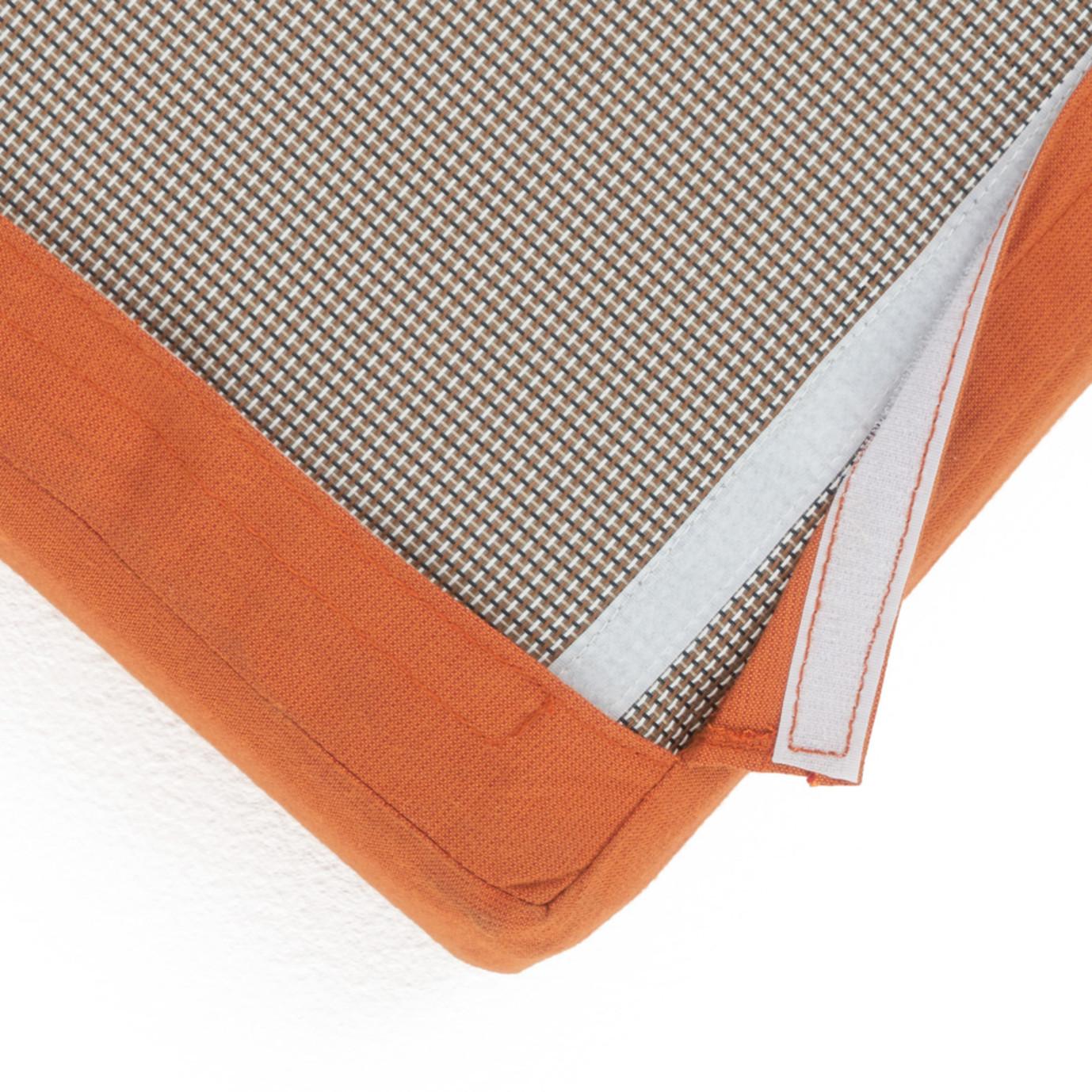 Deco™ Sofa - Tikka Orange
