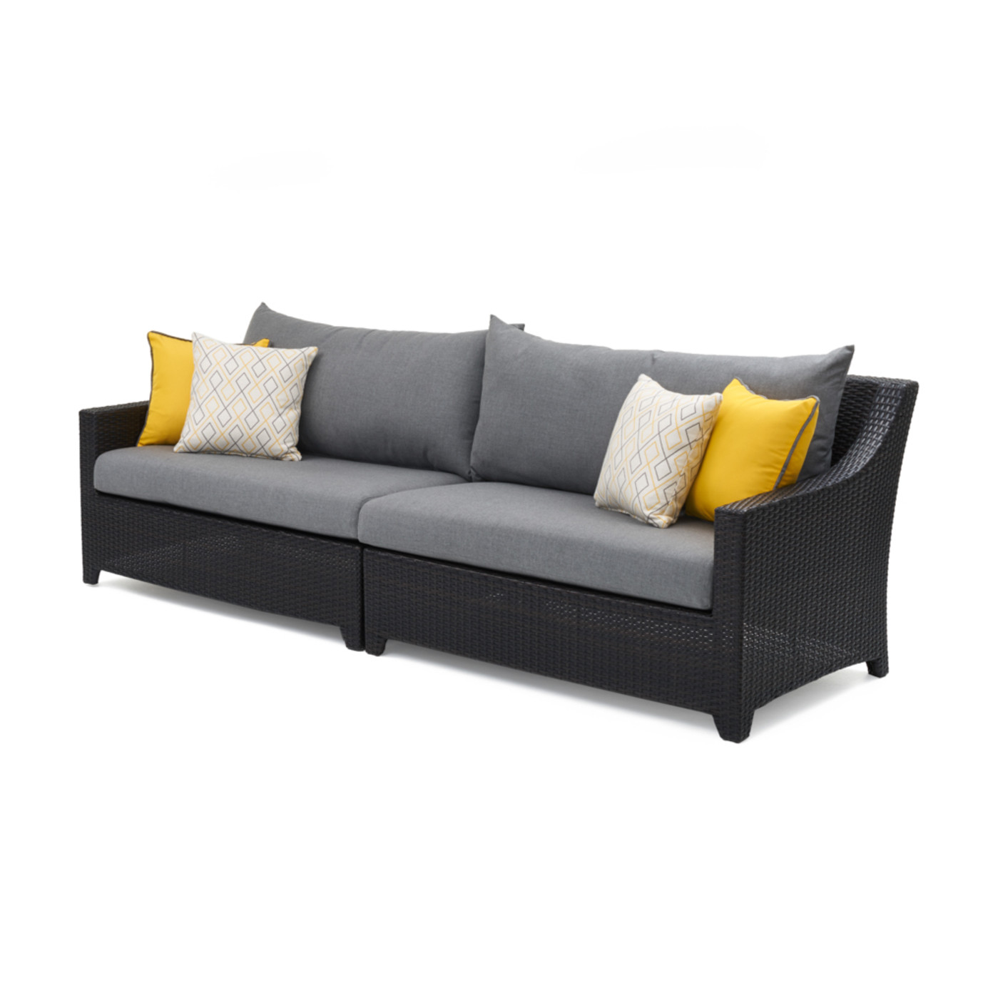 Deco™ Sofa - Sunflower Yellow