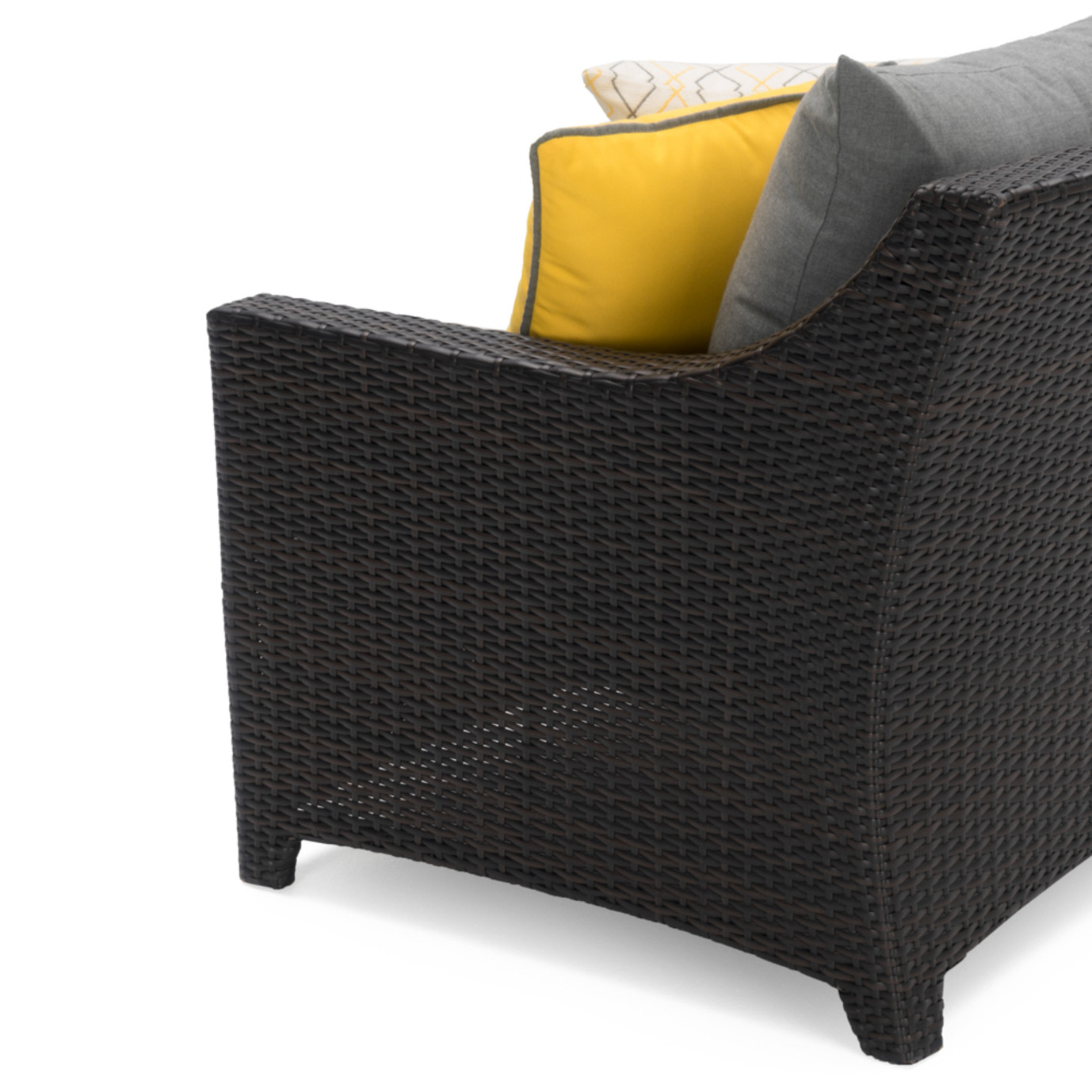Deco™ Sofa - Sunflower Yellow