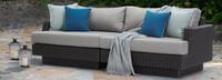 Portofino® Repose 96in Sofa - Dove Gray
