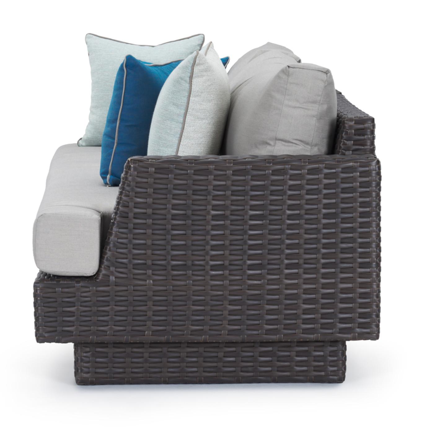 Portofino Repose 96in Sofa - Dove Gray