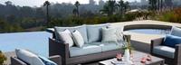Milea™ 76in Sofa - Mist Blue