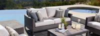 Milea™ 76in Sofa - Natural Beige