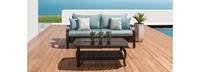 Barcelo™ Sofa & Coffee Table - Spa Blue