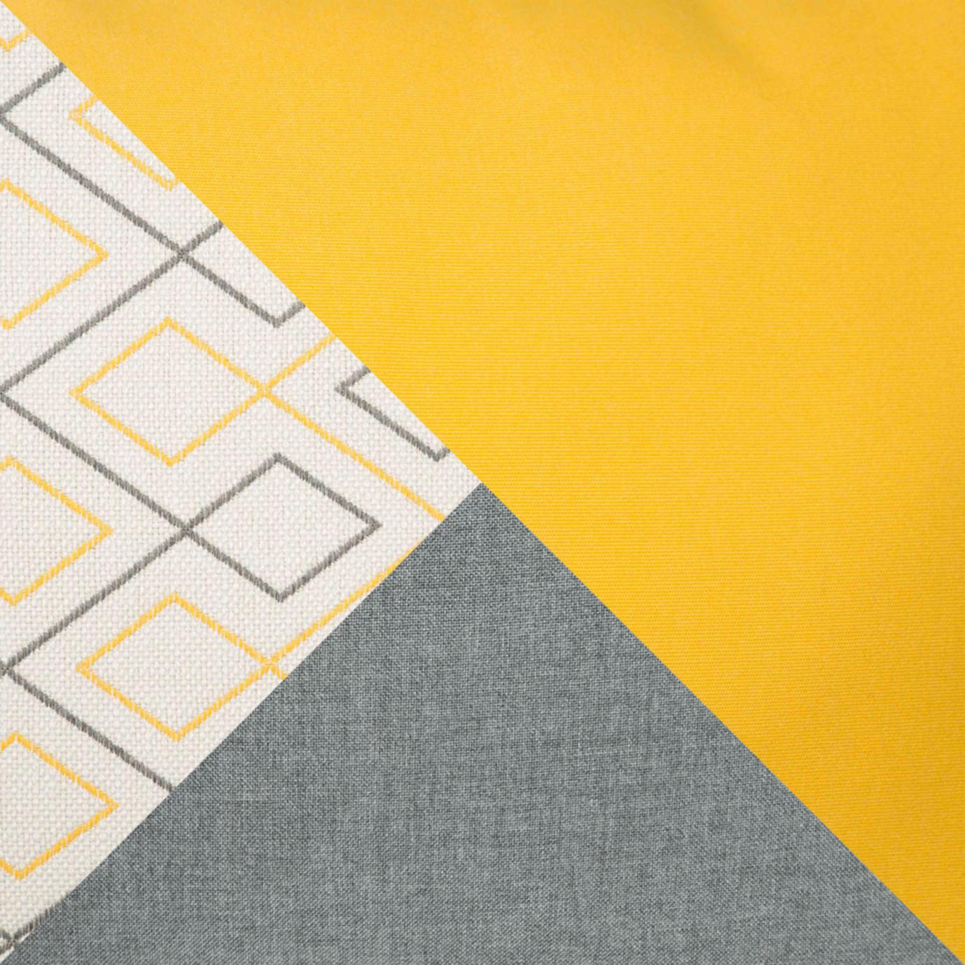 Barcelo™ Sofa & Coffee Table - Sunflower Yellow